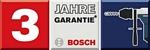 Garantieregistrierung bei Bosch