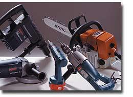 Werkzeuge und Werkzeug-Maschinen